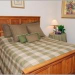 Bristol Oaks Apartment Bedroom
