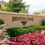 Bristol Oaks Apartment Entrance
