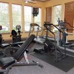 Bristol Oaks Apartment Fitness Center