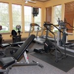 Bristol Oaks Apartment Fitness Center