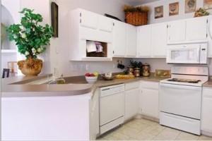 Bristol Oaks Apartment Kitchen