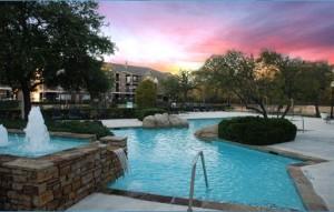 Bristol Oaks Apartment Pool