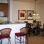Estancia at Morning Star Apartment Dining Area