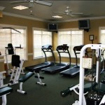 Estancia at Morning Star Apartment Fitness Center