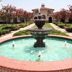 Estancia at Morning Star Apartment Fountain