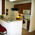Estancia at Morning Star Apartment Kitchen
