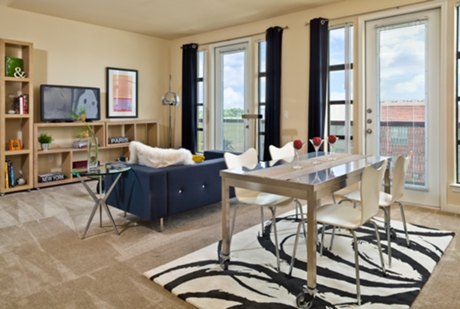 Austin Ranch Apartment Models The Colony Apartments