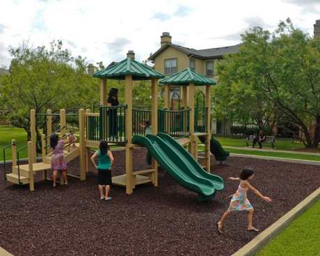 Austin Ranch Apartment Playground - The Colony Apartments