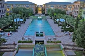 Austin Ranch Apartment Varandah Pool